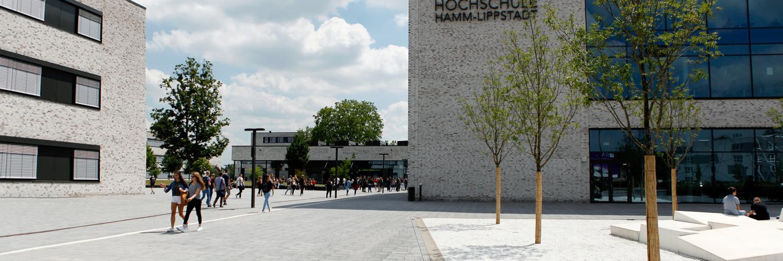 Hochschule Hamm-Lippstadt's official Twitter account