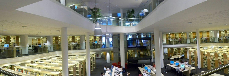 Universitätsbibliothek TU Ilmenau