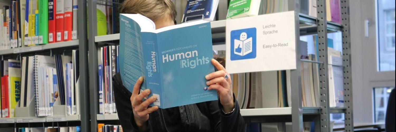Bibliothek des Deutschen Instituts für Menschenrechte