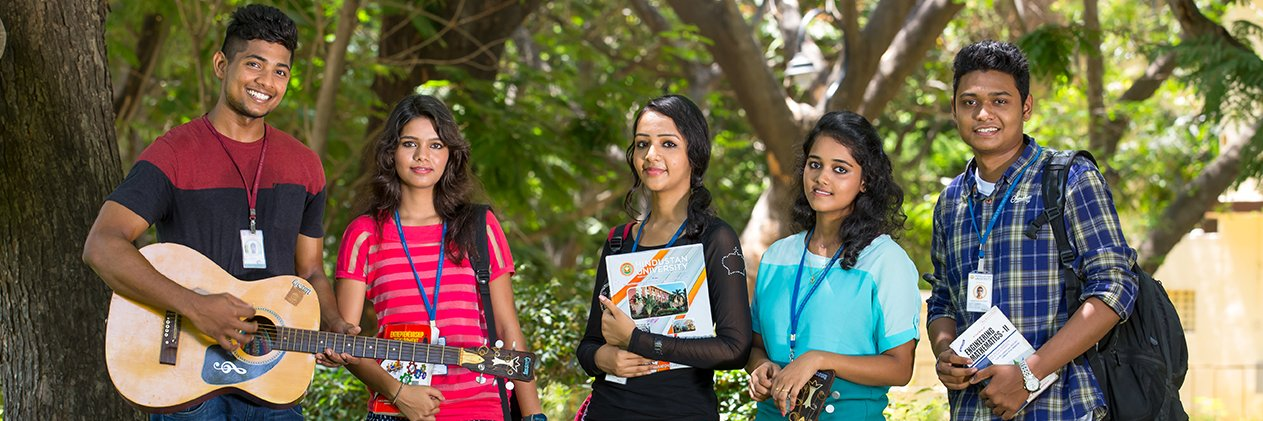 Hindustan Institute of Technology and Science's official Twitter account