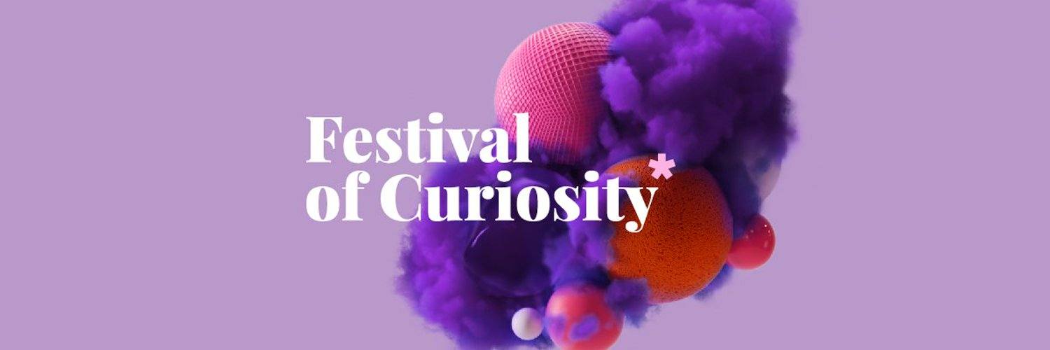 The Festival of Curiosity: #Dublin's annual international festival of science, art, design & technology. July 16-19, 2020 #curiousdublin #Ireland