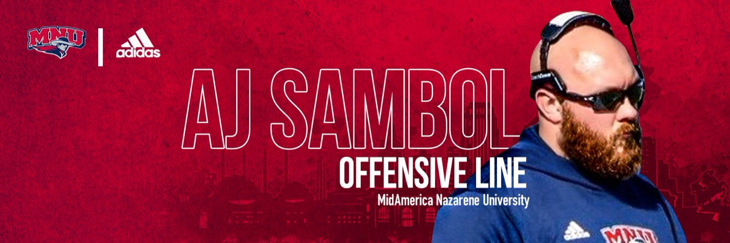 MNU Offensive Line Coach Former #JUCOPRODUCT | 2 Timothy 1:7 |