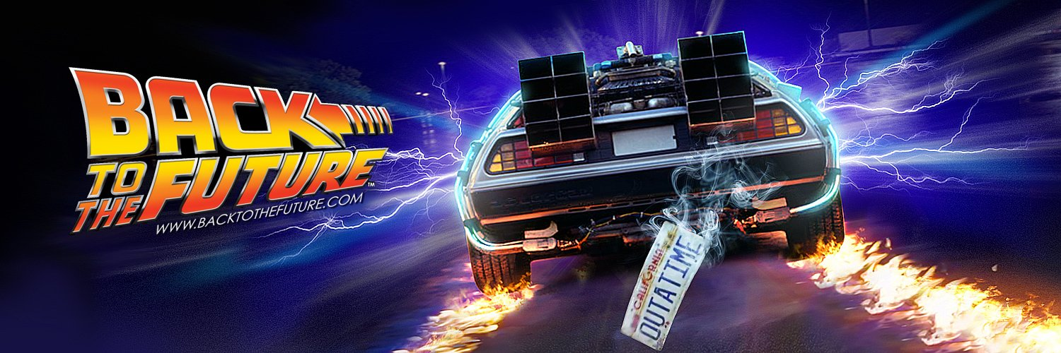 Own Back to the Future: The Complete Adventures⚡️now available on DVD and Blu-ray + Digital HD #BacktotheFuture #BTTF #BacktotheFuture35 #BTTF35