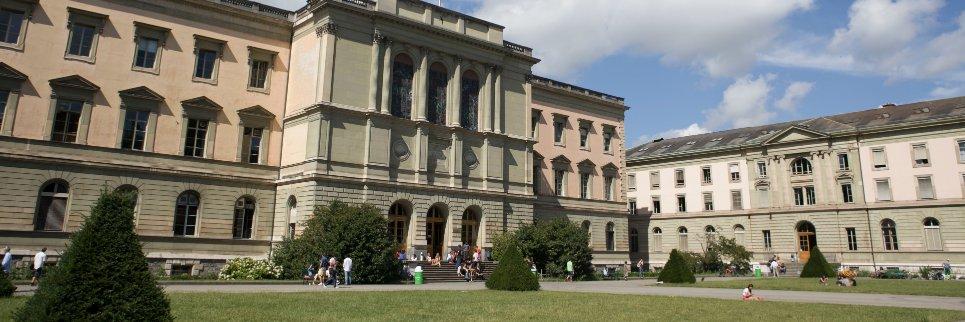 Université de Genève's official Twitter account