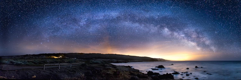 вашей семье панорамное фото звездное небо круговой обзор сам определяет