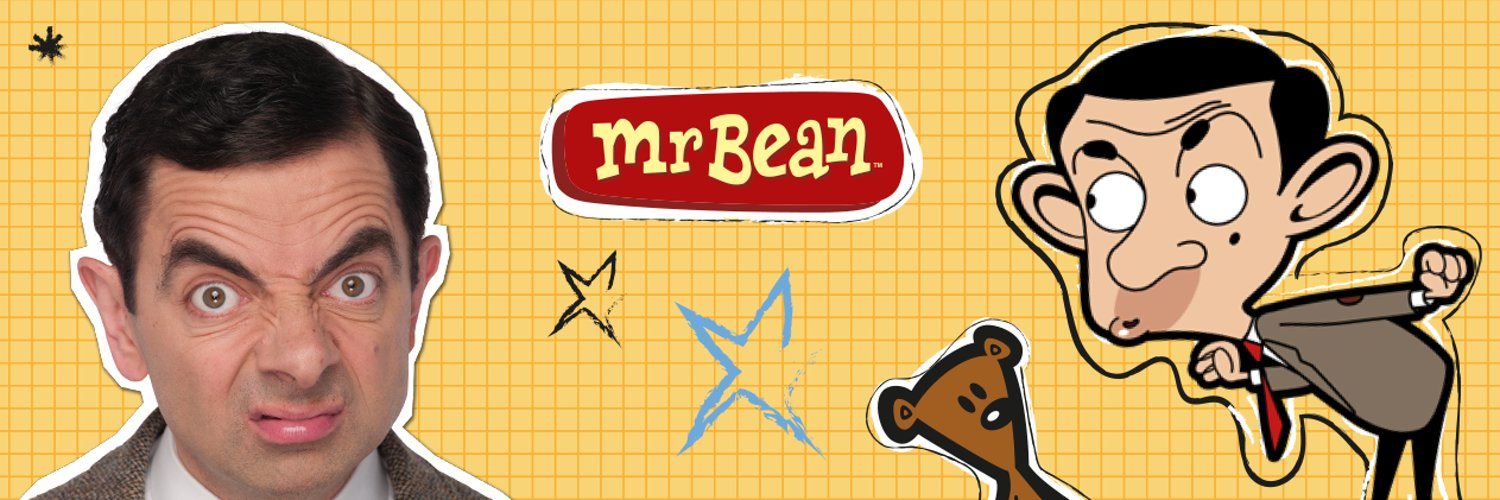 Welcome to the official Twitter account of Mr Bean, run by Mr Bean, obviously. All tweets in a Beany capacity.