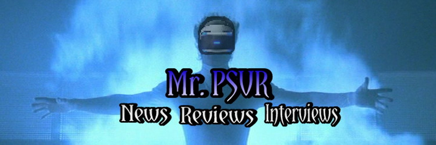 A VR Time Traveler. Love all things VR. I am the founder of thevrdimension.com & the head writer & reviewer for all things #PSVR @ theplaystationbrahs.com.