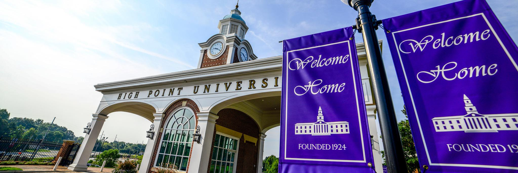 sNOwbody can keep us from welcoming you home, #HPU2024! A snow flurry in the NC forecast won't keep… https://t.co/CqfY4DC4yv