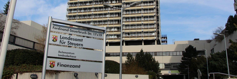 Landesamt für Steuern Rheinland-Pfalz