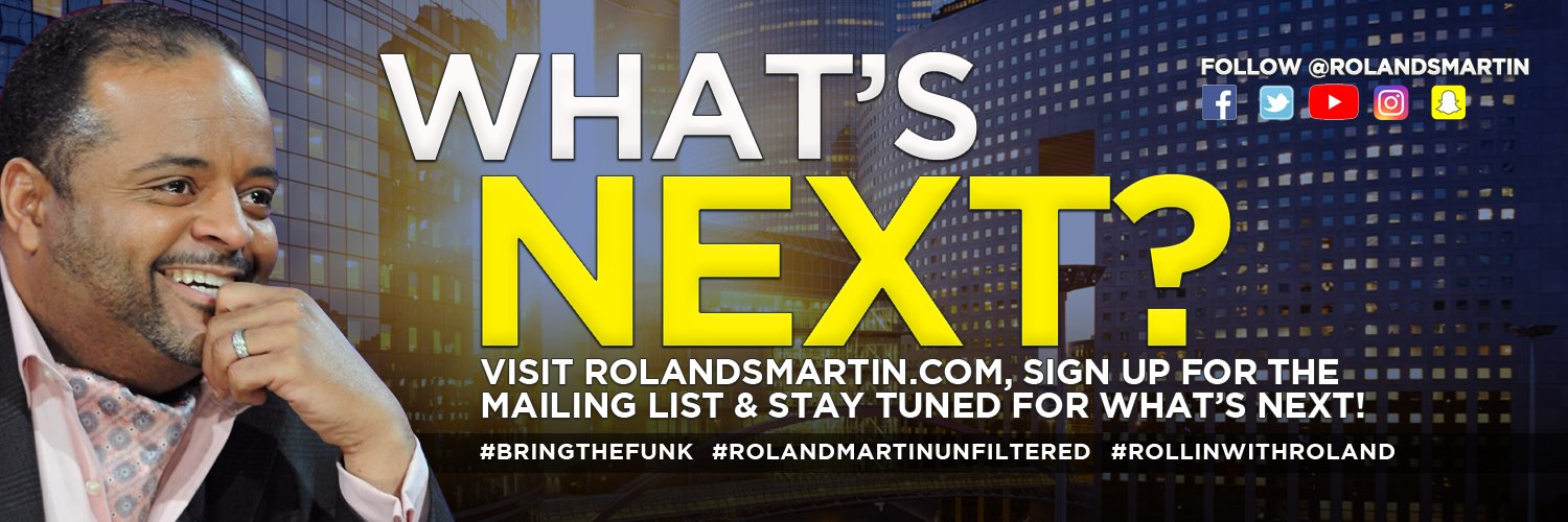 8.23.19 #RolandMartinUnfiltered: Roland talks Last season of Power with Omari Hardwick! pscp.tv/w/cDIJ0TEwNjk2…