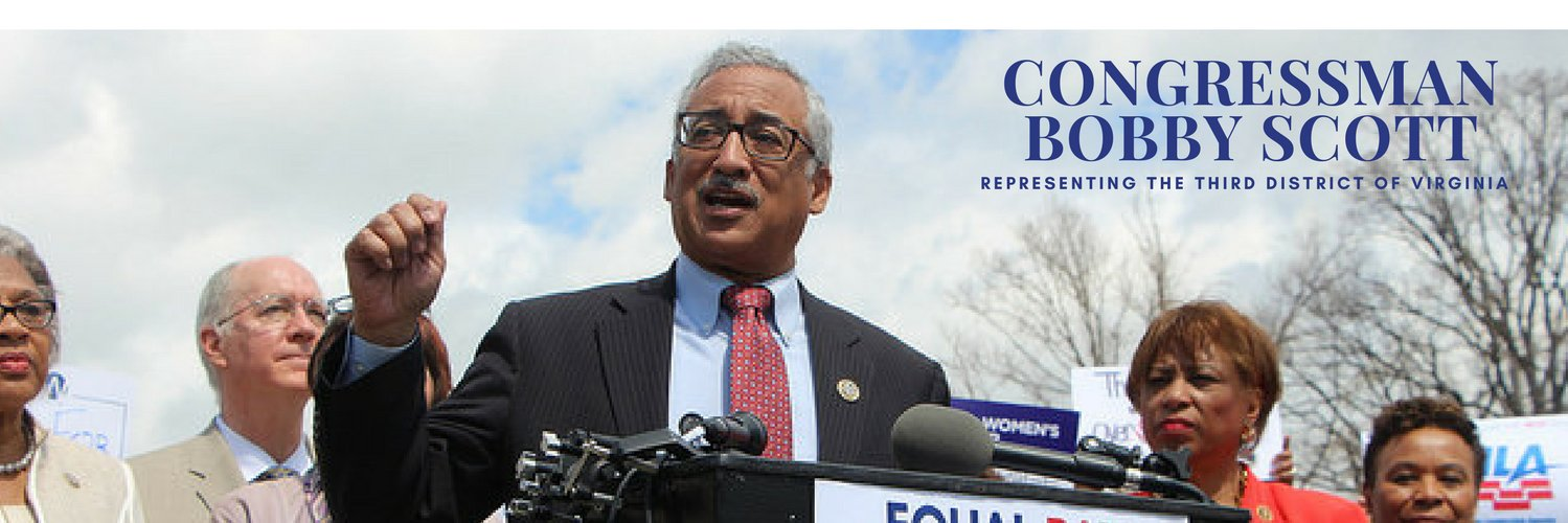 Rep. Bobby Scott