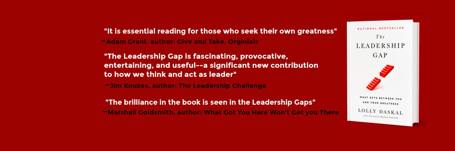 Leadership Has to Be Earned Not Demanded @LollyDaskal bit.ly/2liv6Uz #LeadFromWithin #Leadership #HR #Management #Success