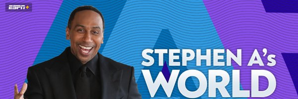 Stephen A Smith Profile Banner