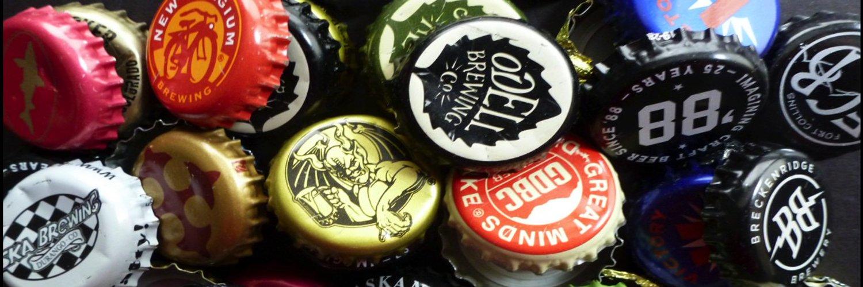 Craft beer hound craftbeer hound twitter for Craft beer typography beer cap shadow box beer cap collector