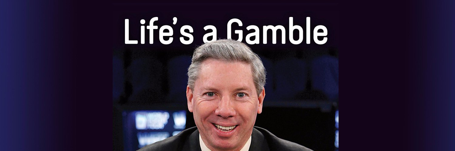 Chairman of partypoker, member Poker HOF, & author of 'Life's a Gamble'. Goal is to help take partypoker back to the #1 online poker site. Exciting times ahead!