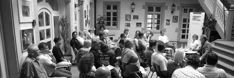 Friedrich-Ebert-Stiftung, Landesbüro Baden-Württemberg / Fritz-Erler-Forum