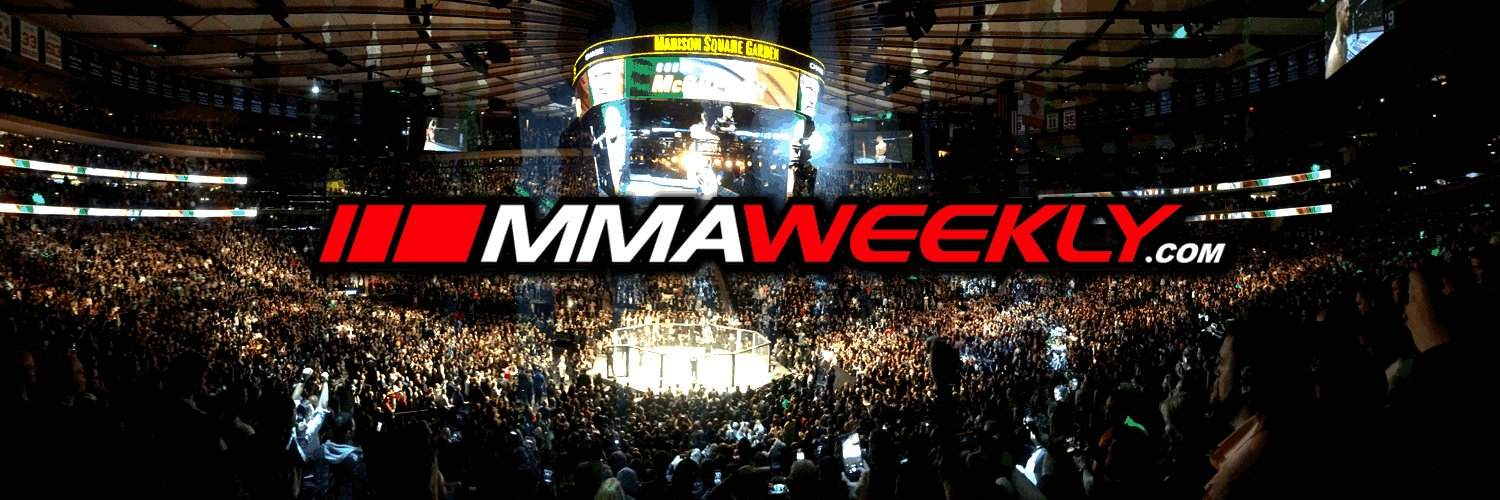Official account of MMAWeekly.com, leader in UFC and MMA news and fight coverage since 2002. Official @YahooSports Content Partner. #UFC241 #CormierVsMiocic