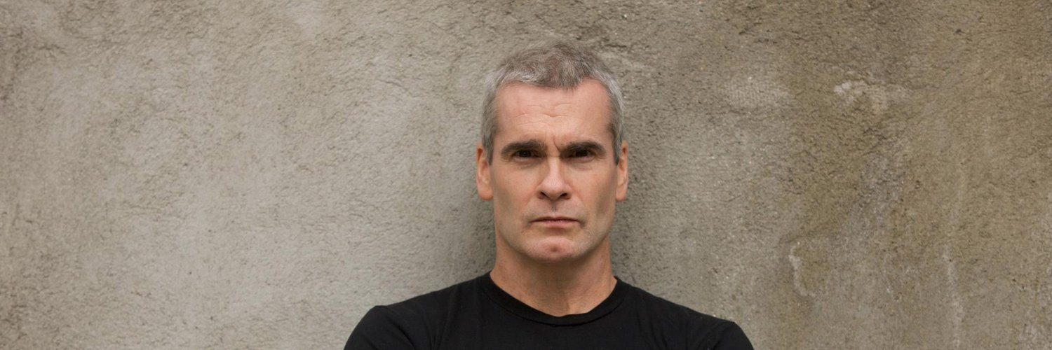 Official Twitter for Henry Rollins. Yes, this is real. 📷 instagram.com/henryandheidi