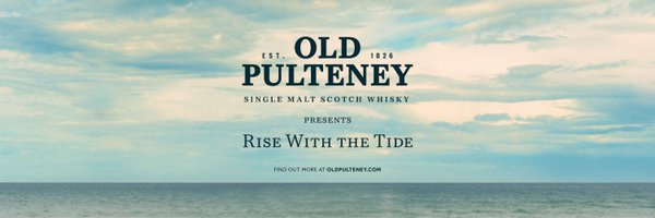 Old Pulteney Whisky Profile Banner