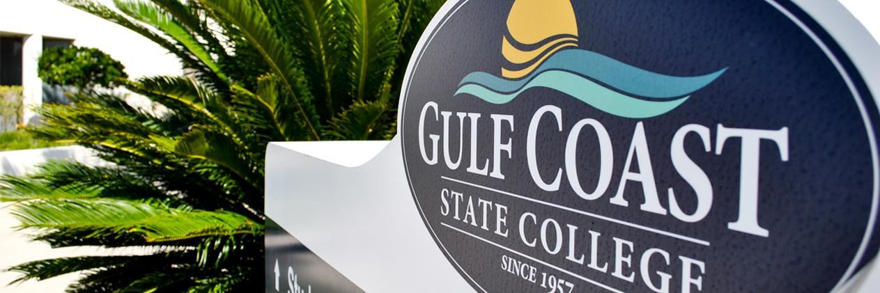Gulf Coast State College's official Twitter account