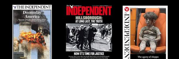 The Independent Profile Banner