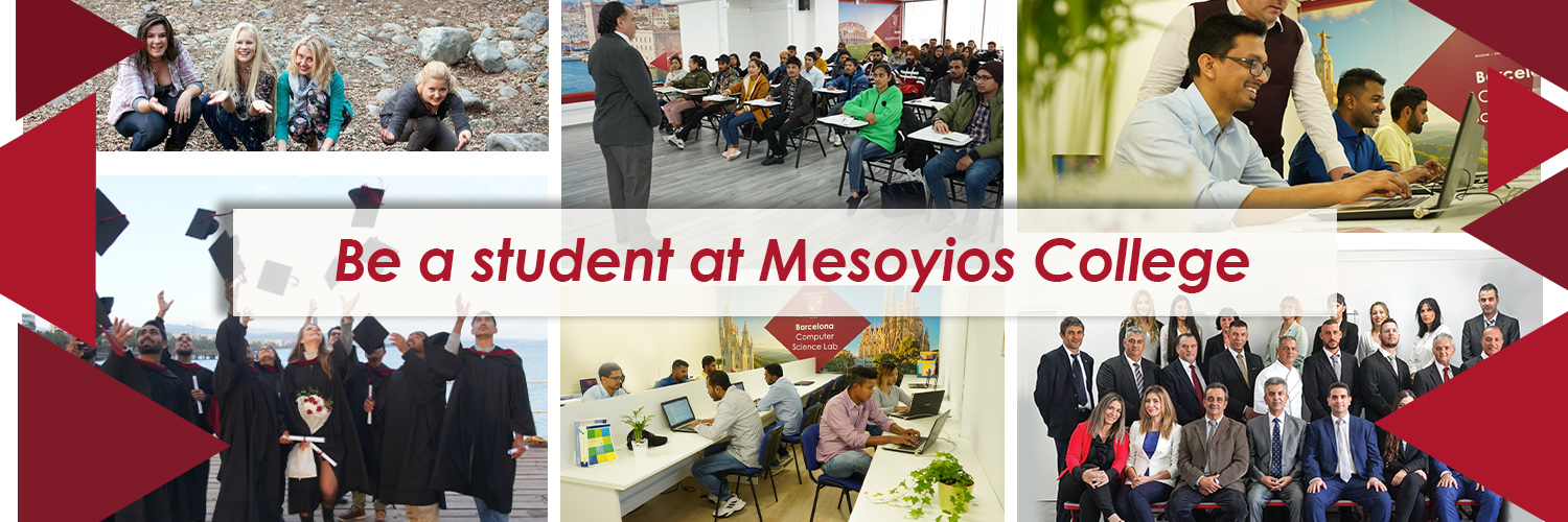 Mesoyios College's official Twitter account
