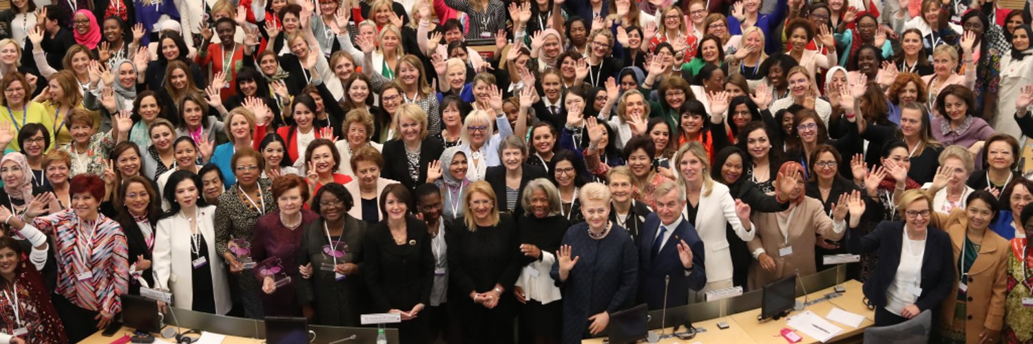 Working to increase the number and the influence of women in political leadership positions. Follow us and @WomenLeadersGF for updates. #WPLSummit2019