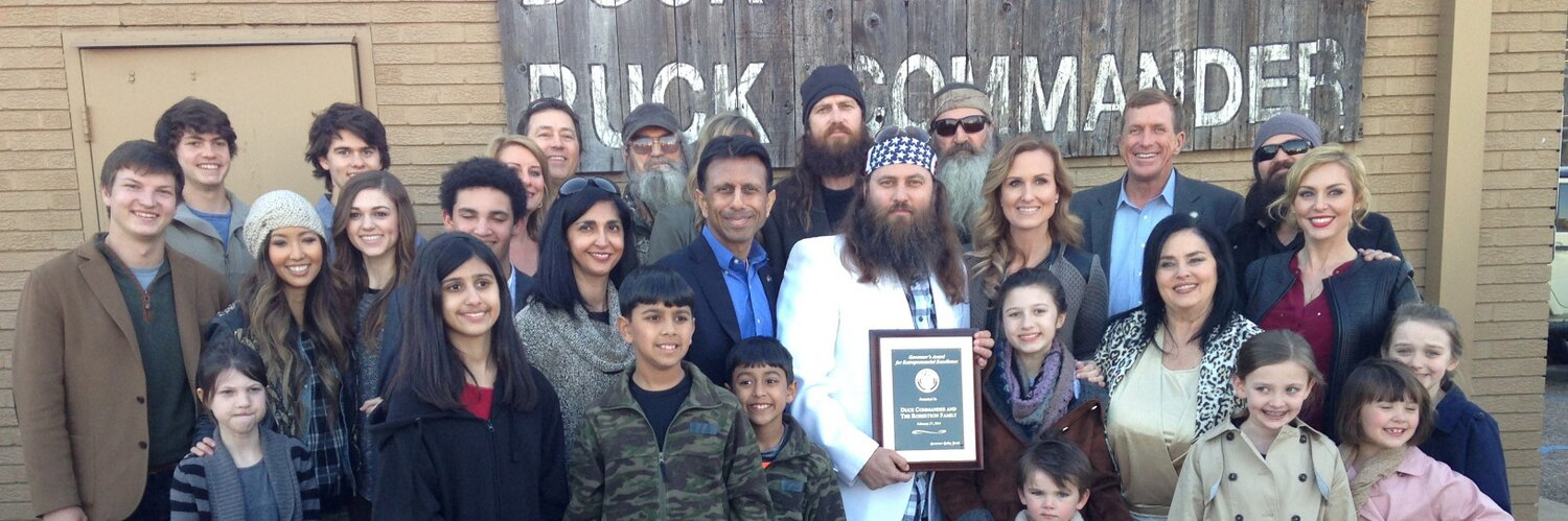 Jindal with homophobic Roberstons