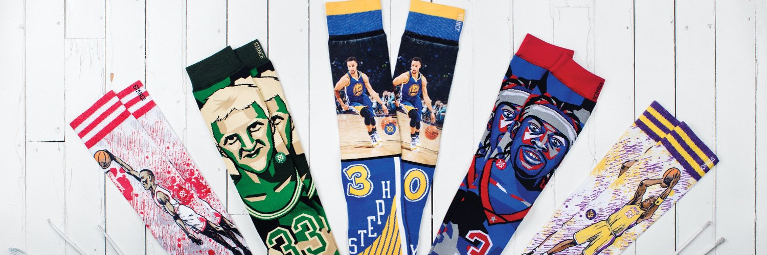 The best in Performance Basketball and NBA lifestyle socks and underwear. #stancehoops