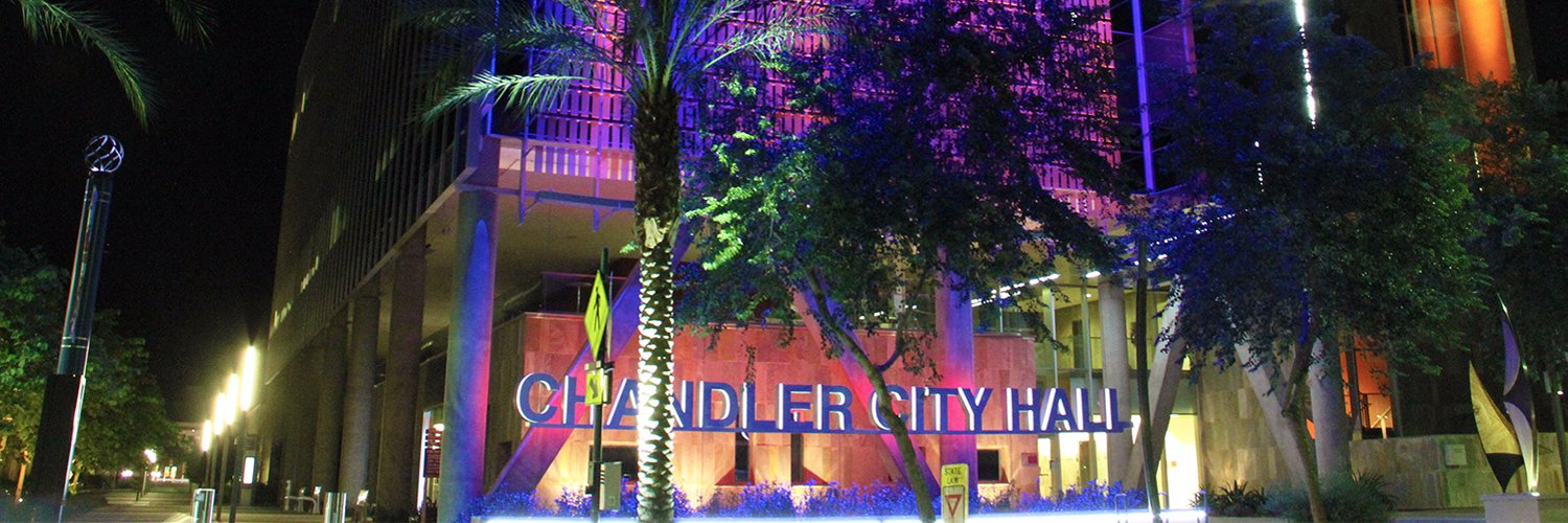The Official City of Chandler, AZ Government Twitter. Chandler is the 4th largest city in Arizona.