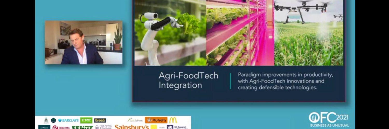 AgriFoodTech business development & investor relations. UK DiT Dealmaker for Global Entrepreneur Programme GEP. Keynote Speaker. Nuffield Sch. @Forwardfoodtech