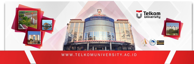 Universitas Telkom's official Twitter account