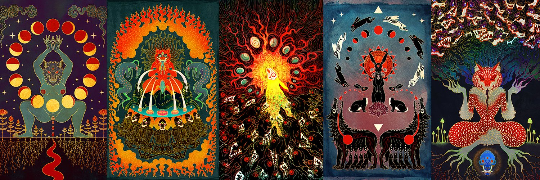 💀🐺🌱ArtofMaquenda🍄👹🩸 (@ArtOfMaquenda) on Twitter banner 2013-09-05 13:43:33