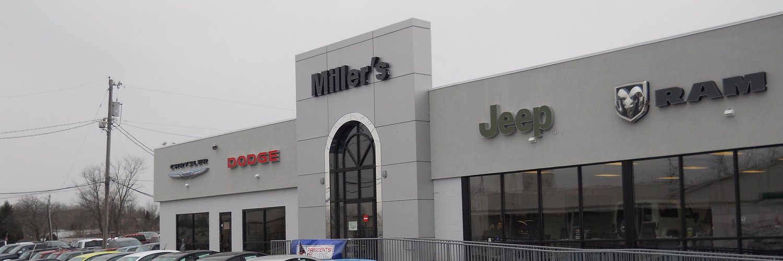 Miller's Chrysler (@MillerCDJR)   Twitter