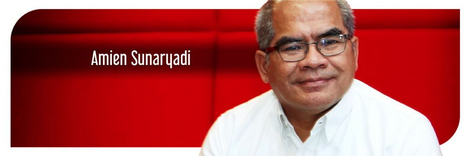 The official account: Amien Sunaryadi, Chairman of SKK Migas (2014/18), Senior Operation Officer for GAC World Bank (2008/12), Vice Chairman of KPK (2003/07)