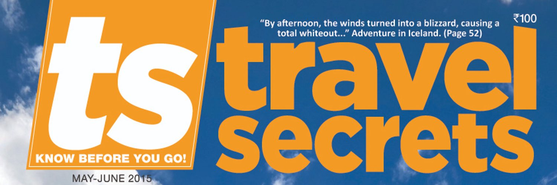 Editor & Publisher, @TravelSecretsIn. Editor @_PVRCinemas Movies First magazine.
