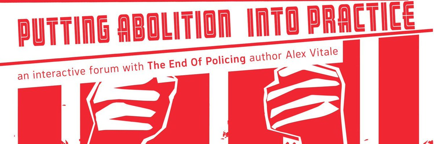 Author of The End of Policing. Professor of Sociology and Coordinator of @PolicingJ at Brooklyn College.