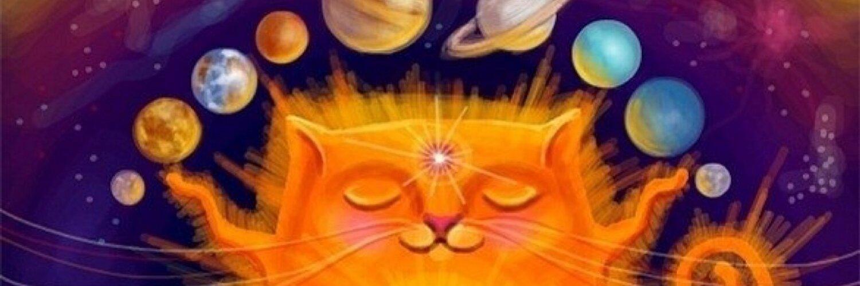 Днем, день астролога открытка