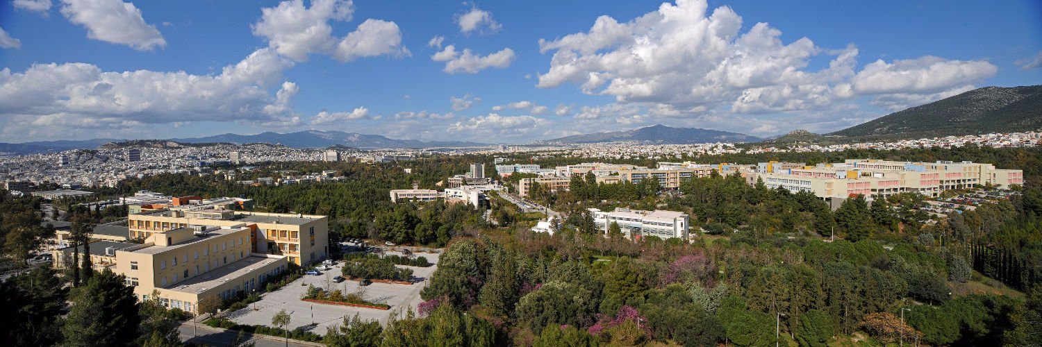 National Technical University of Athens's official Twitter account