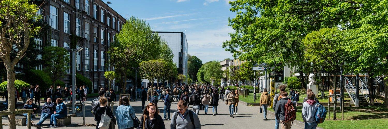 Université Libre de Bruxelles's official Twitter account