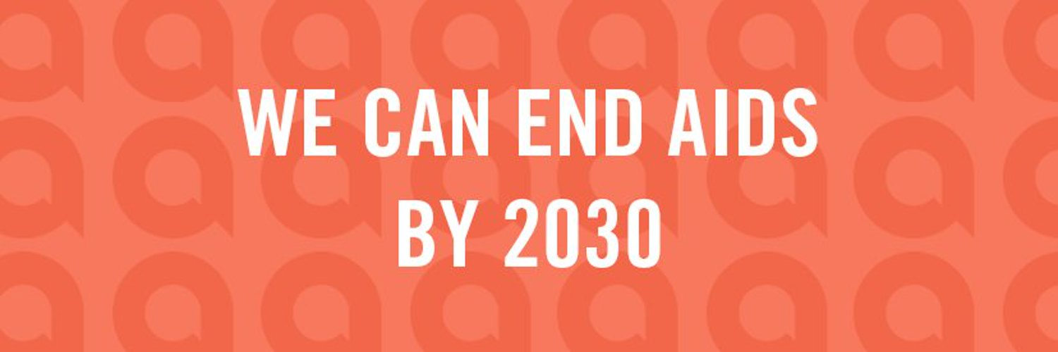 On a mission to be a powerful force to end the #AIDS epidemic by 2030. Join us.