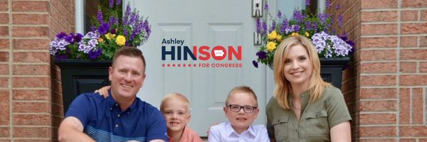 Ashley Hinson Profile Banner