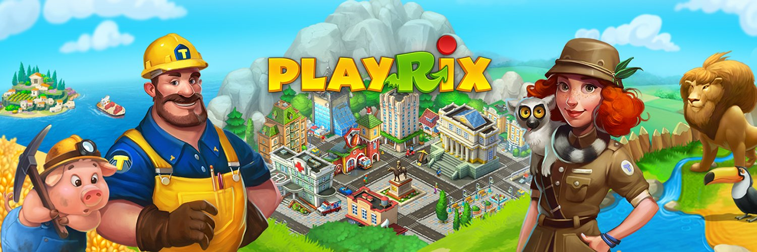 Playrix Verified account @Playrix Playrix is a distributed team of over professionals from around the world. We are the company behind Homescapes, Gardenscapes, Fishdom and moderngamethrones.gat Status: Verified.