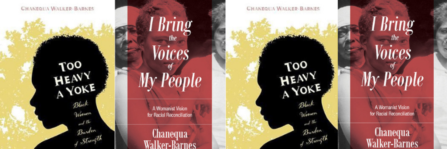 Author of Too Heavy a Yoke: Black Women and the Burden of Strength   She/Her
