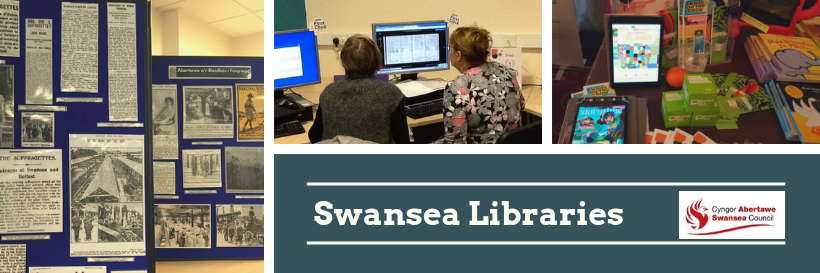 Arabic Book & Film Club at Swansea Central Library - discussions with occasional film showings and speakers. Next… https://t.co/k5j2TFAdO5