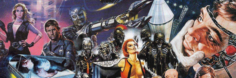 IT LIVES AGAIN! Retro Scifi, Horror, Fantasy, Cult Film, Art, Comics, Pulp & Nostalgia. Re-Animated by @3rdillusion.