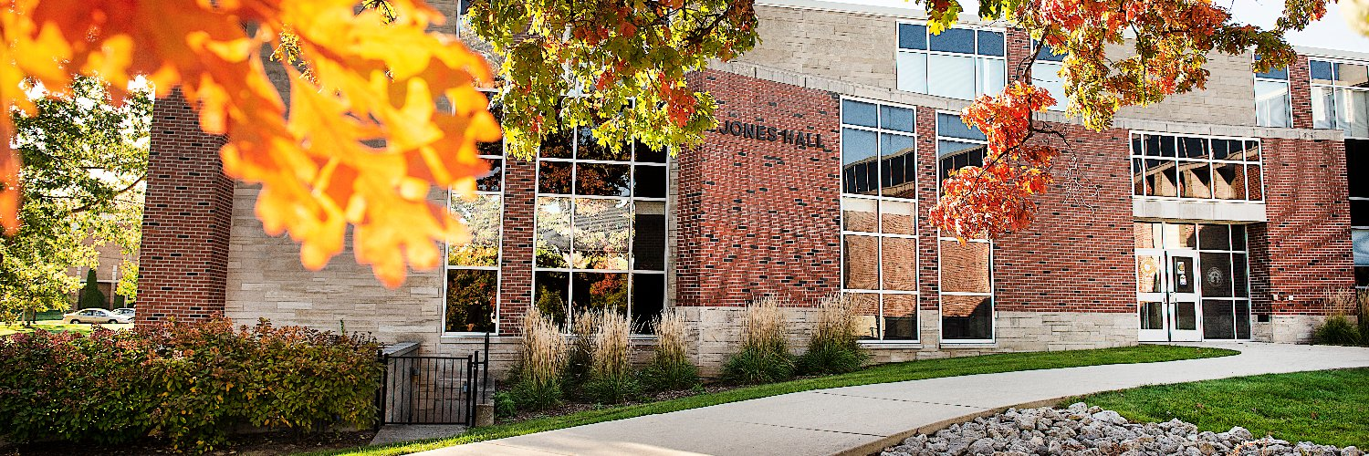 Adrian College's official Twitter account