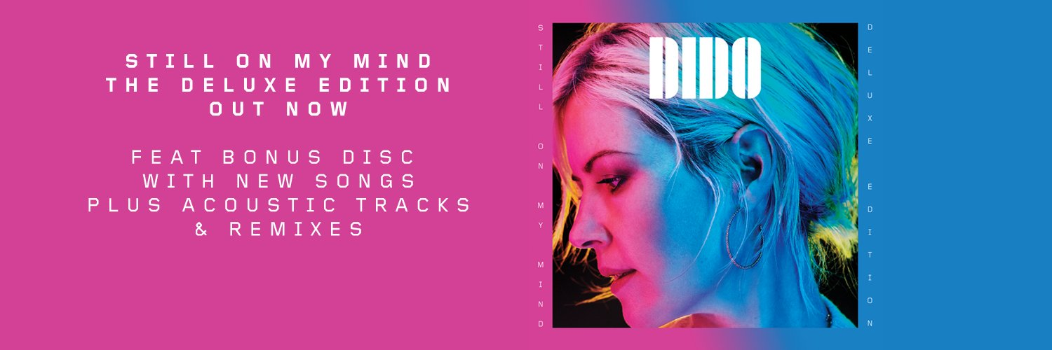 'Still On My Mind' The Deluxe Edition out now! On tour in 2019/20.