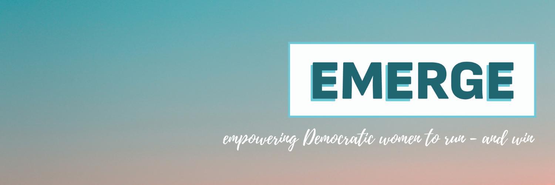 We empower Democratic women to run - and win.