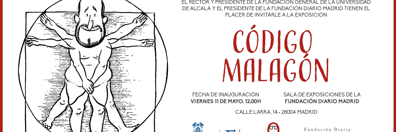 """Mañana se acaba, si tienes tiempo y andas por Madrid Exposición """"CÓDIGO MALAGÓN"""" iqh.es/expo-codigo-ma… vía @@iq_humor"""